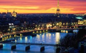 В Париже в прошлом году побывало рекордное число туристов