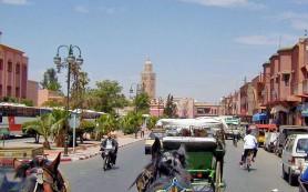 Марокко удалось сохранить турпоток в 2011 году
