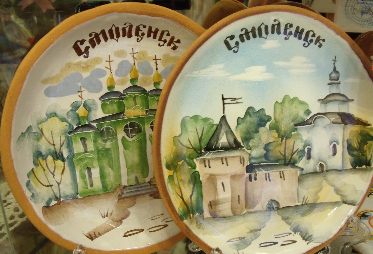 Приглашаем принять участие в конкурсе на лучших туристский сувенир Смоленской области