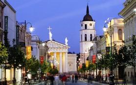 Поток российских туристов в Литву в 2011 году вырос на 43%