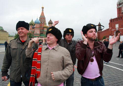 Россия упростит порядок въезда иностранных туристов