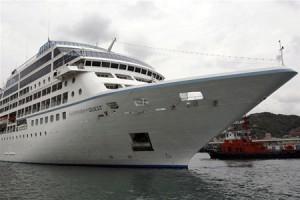 Аварийный лайнер Azamara Quest прибыл в Малайзию