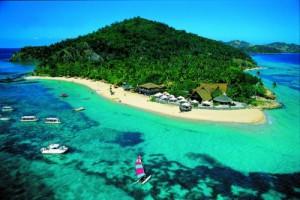 На Фиджи из-за ливней введен режим ЧП