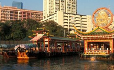 Гонконг — город контрастов