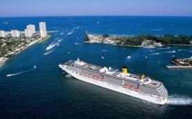 Туристы во время морских круизов поправляются в среднем на 6 килограммов