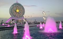 Туркменское колесо обозрения попало в книгу рекордов Гиннесса