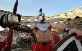 Увидеть воинов древности можно и в наши дни