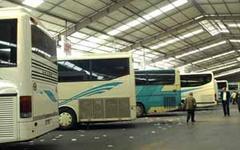 В Греции водителям туристических автобусов запретили бастовать