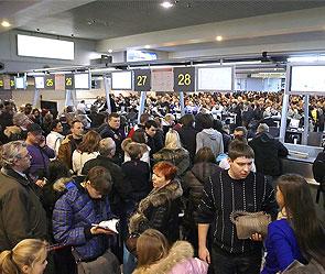 Российские туристы в первом квартале совершили почти 2,8 млн. зарубежных поездок