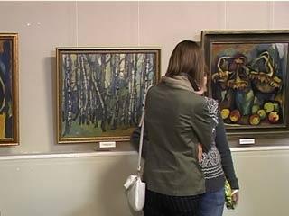 Юбилейная выставка художника Вячеслава Королькова проходит в Смоленске