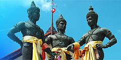 Северный Таиланд сражается за туристов