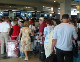 Российский турпоток за рубеж в I квартале увеличился на 23%