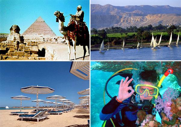 Исламисты не должны затормозить развитие туризма в Египте