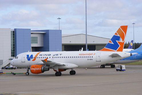 Части российских туристов авиакомпании-банкрота Wind Jet удалось покинуть Сицилию