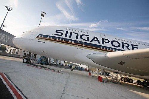 Авиакомпания «Сингапурские авиалинии» отметит пятилетний юбилей Airbus A380 розыгрышем полета на перегоночном рейсе