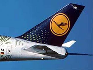 Около четверти рейсов из Франкфурта отменены из-за забастовки