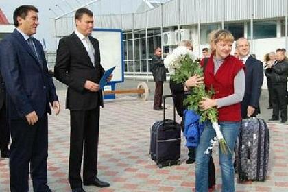 В Крыму встретили 6-миллионного туриста