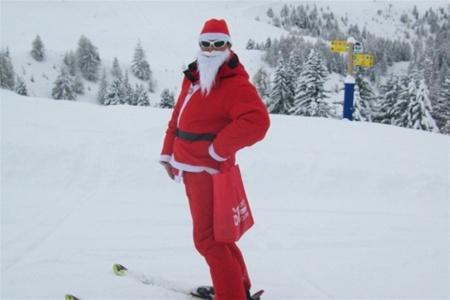 «Лыжи в шоколаде» — фестиваль на зимнем курорте в Италии