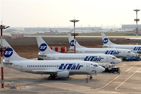 UTair удвоит число рейсов из Москвы в Киев