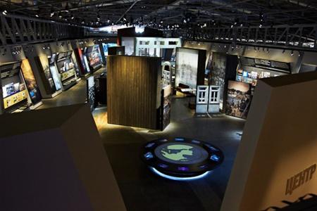 Еврейский музей в Москве открыт для посетителей