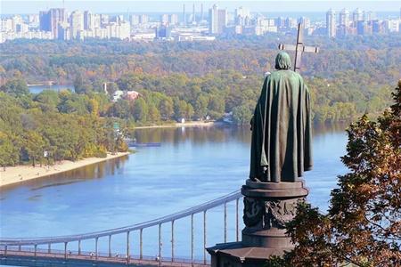 Киев оказался лидером развития туризма в Европе