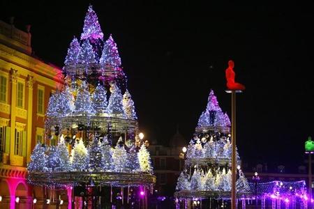 Ницца ждет туристов зимой