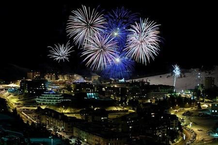 В Италии запретили новогодние фейерверки