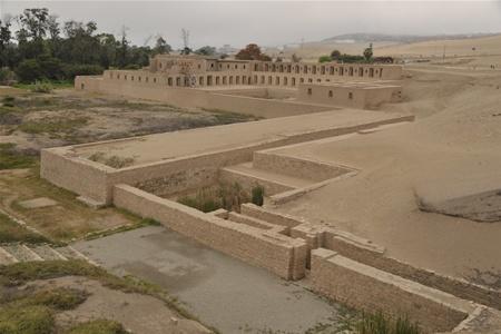 Перу открывает древнее святилище для туристов