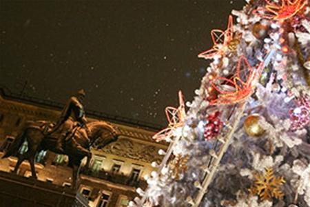 В России каждый год будут выбирать «новогоднюю столицу»