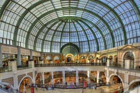 На Ближнем Востоке отели объединяются с торговыми центрами
