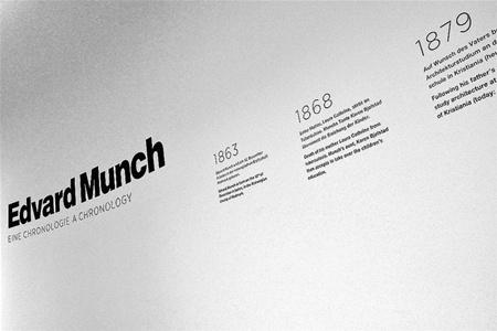 В Дании проходит крупнейшая выставка Мунка