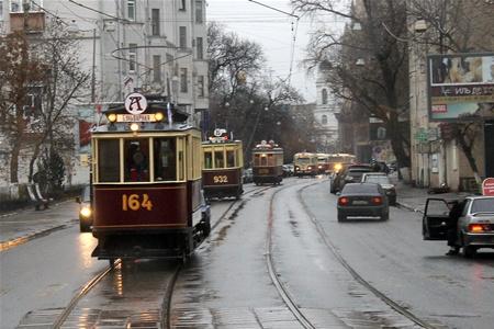 Исторический трамвай вновь запустят в Москве