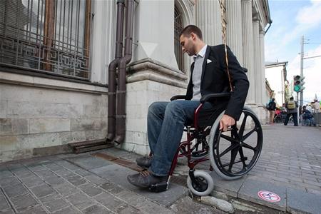 В Черногории выпущен первый путеводитель для инвалидов