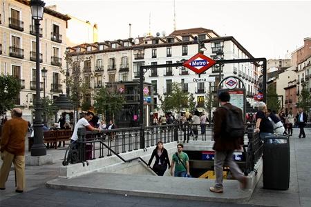 В Мадриде ввели штрафы за неправильно выброшенный мусор