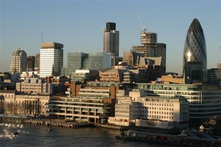 Лондонский район City получил бесплатный интернет