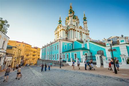 Украина вошла в Топ-10 стран, по версии Globe Spots