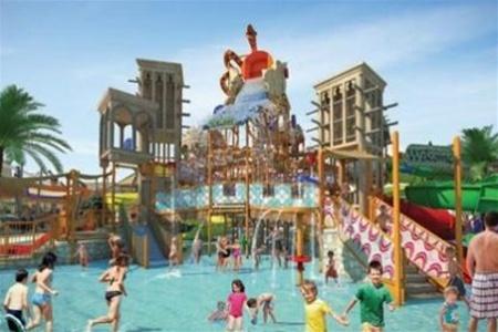 В январе в Абу-Даби откроется аквапарк «Yas Water World»