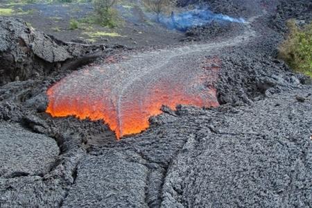 Извержение вулкана на Камчатке может нанести крупный урон массовому туризму