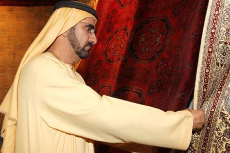 Всемирная ярмарка ковров пройдет в Дубае