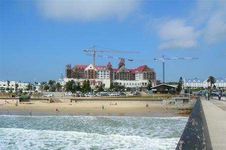 В ЮАР открывается роскошный отель