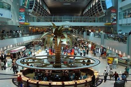 В 2013 году международный аэропорт Дубая примет 66 млн туристов