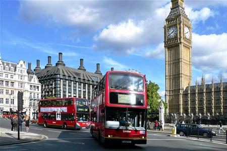 Лондон не радует туристов