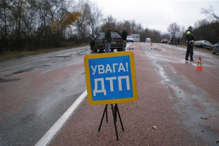 Турист на иномарке покалечил пьяного пешехода в Крыму