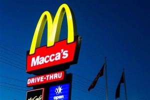 McDonald's в Австралии переименовали в Macca's