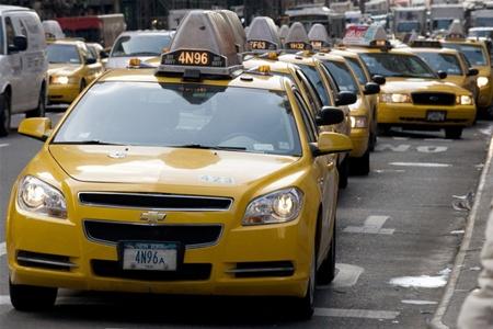 Французские таксисты — против развития мототакси