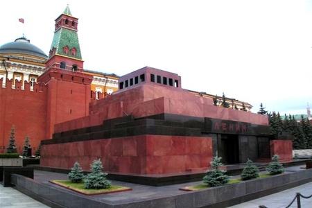 Мавзолей Ленина накроют надувным куполом