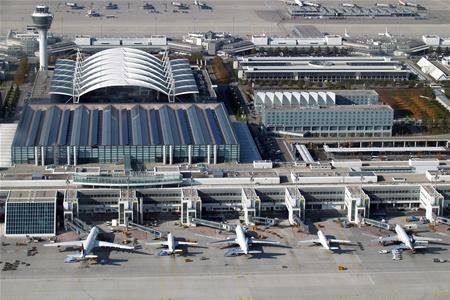 Аэропорт Мюнхена предлагает отправиться на экскурсию