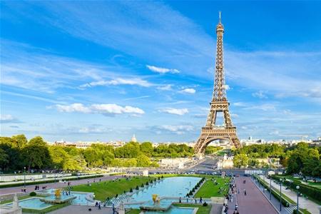 Власти Парижа решили озеленить город