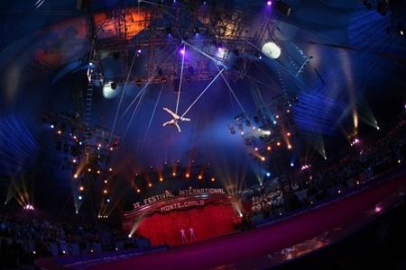 Цирковой фестиваль пройдет в Монако