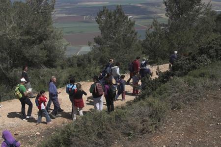 В Израиле туристов пригласят в международный пеший поход